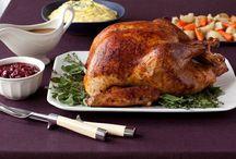 Holiday Recipes / Thanksgiving and Christmas Recipes Ideas. / by Melinda Munro