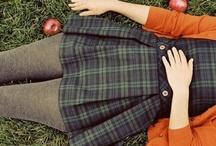 ::Preppy|Plaid::  / Preppy with a side of plaid / by Idalia Barlow