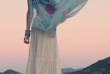 ::Boho|Hippie Chic:: / Easy breezy boho chic / by Idalia Barlow