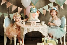 Birthday: Girls Hot Air Balloon Theme / Inspiration for a girls hot air balloon themed birthday party