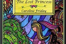 Caroline's Book Covers