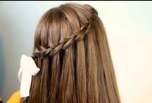 DownEast: girls hairstyles / by DownEast Basics