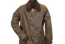 Barbour Clothing for Men / Heritage and lifestyle clothing.