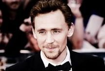 ♥ tom hiddleston / by cassie hanson