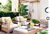 Backyard Bliss / Backyards, Patios and Outdoor Spaces