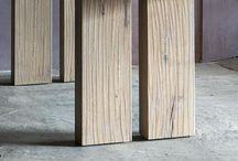 Tafel tafels eetkamertafel eetkamertafels / Wij verwerken op een ambachtelijke wijze oude houten balken en planken Hiervan maken wij in onze eigen meubelmakerij prachtige tafels leeftafel