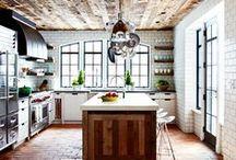 Kitchens / Kitchen Inspiration!