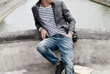 If I Were a Boy... / This is how I would dress my boy-self :-)