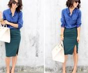 9 to 5 / Work outfits