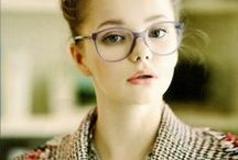 Cool Specs / Glasses of many shapes, sizes and colors.