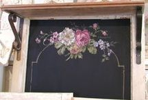 chalkboard Crafts / all things chalkboard related