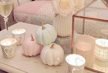 Fall / Fall decor ideas