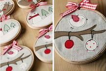 A Crafty Christmas - One for Me / Christmas craft projects for the grown ups!
