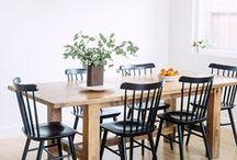 DINING ROOM / Esszimmer in allen Variationen, so sehen Wohnträume aus! Hier lässt der Tastesheriff Euch teilhaben an ihren Entdeckungen im Netz. // This is all about dining rooms! Here you have the chance to have a look at the Tastesheriffs discovery.