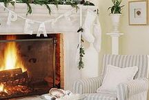Fireplace Mantals / How to decorate your mantle for any season