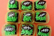 Superbowl Party Ideas / Super bowl party ideas, decorating tips, food ideas and how to get organized for your party