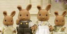 All things Sylvanian Families-y / Sylvanian Families UK