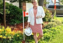 A Labour of Life- Canada Day Outfits