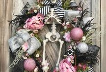 Halloween Outdoor Decor / Halloween decor for outdoors
