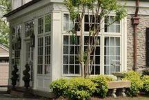 Cloverfield house ideas / by Patricia Rutland
