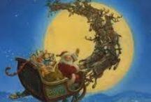 get ready for HO ho HO / Christmas / by Patricia Rutland