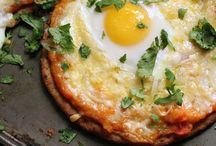 ⊰Breakfast Recipes⊱ / Eggs, Hash, Pancakes, Cereal, Waffles, French Toast, Oatmeal, Breakfast Pizza, and Huevos Rancheros Tacos