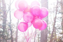ALL THINGS PINK! / My love of pink.  / by Patricia Rutland