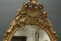 Mirror, mirror on the wall... / by Patricia Rutland