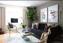 Eclectic Home / Interior Design Styles, Trends, Minimalism, Creative Living