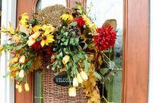 wreaths / by Patricia Rutland