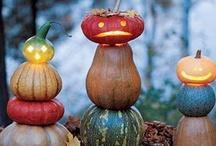 PumPkinS / All things Halloween.... / by Patricia Rutland