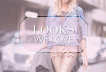 Looks We Love  / by gorjana