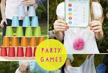 party ideas / by Sara McNellis