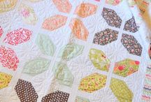 I ❤️ Quilting / by Just Call Me Nan! Vada Rogers