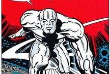 Power Cosmic / The trippy, far-out Marvel comics of the late 60's and 70's! / by Dan Seitler