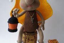 Crochet stuffies / by Croche Sueños