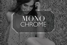 Monochrome / by gorjana