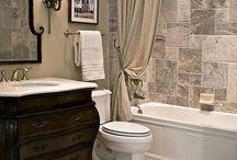 bathrooms / by Pamela Fuller
