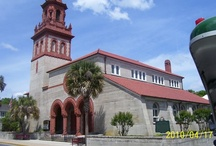 Spiritual Saint Augustine  / A photo collection of my visit to one of my very favorite cities, Saint Augustine Florida.