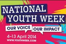 National Youth Week 2015 / National Youth Week (NYW) 10 –19 April 2015 is the largest celebration of young people in Australia. This year's theme is 'It starts with us.'  See the wide range of activities happening across NSW public libraries during National Youth Week 2014.