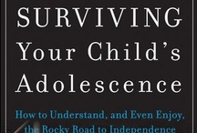 Parenting teens / Information - websites and books - about parenting teenagers