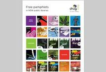 Free drug and alcohol pamphlets / All of these pamphlets can be downloaded free of charge and are also available in many NSW public libraries
