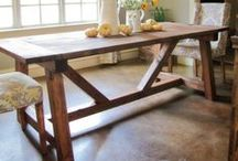 Woodworking / Woodworking projects DIY furniture / by Sheelagh Neuwirth