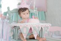 Sadie's 1st BIRTHDAY PARTY / by Stacey Green