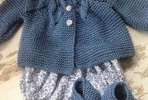 Coisas giras para bébé -   BABIES / tricots, roupas, brinquedos etc