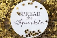 Sparkle / One Little Word, 2015 as inspired by Ali Edwards