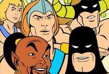 Hanna-Barbera Super Universe / by Dan Seitler