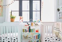 The Sweetest Nurseries / Baby's room has to be one of the most fun places in the house to decorate, wouldn't you agree?