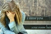 I Miss You / write name on i miss you pictures.lovers name writing on miss you pics name on i miss you images lonely name miss u pictures.girlfriend name miss u images