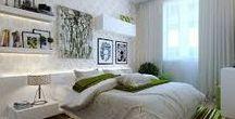 Bedroom luxxo  Ideas by Kelly Hoppen /  Wonderful Bedroom ideas by Kelly Hoppen